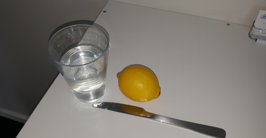 Chronic Pain and Lemon